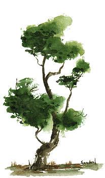 Little Zen Tree 145 by Sean Seal
