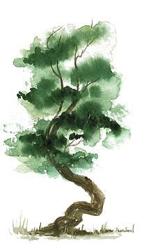 Little Zen Tree 151 by Sean Seal