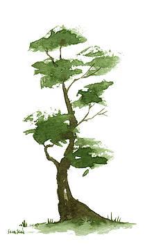 Little Zen Tree 210 by Sean Seal