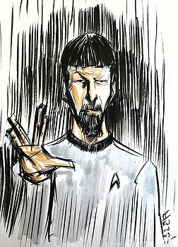 Live Long and Prosper...... by Tu-Kwon Thomas