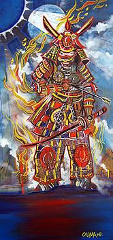 Live Samurai by Ottoniel Lima