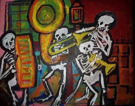 Lively Jam  by James Christiansen