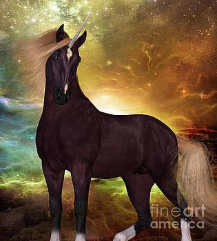 Corey Ford - Liver Chestnut Unicorn