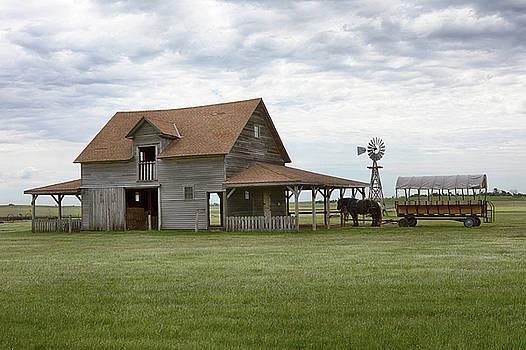 Susan Rissi Tregoning - Livestock Barn