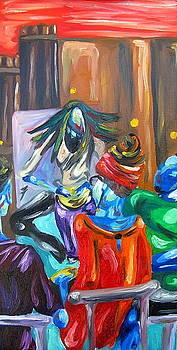 Livin The Rhythm by JaFleu