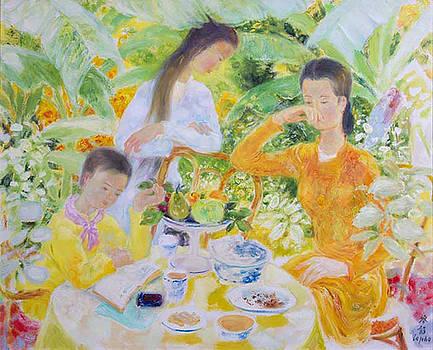 Living by Dzung Vu dinh