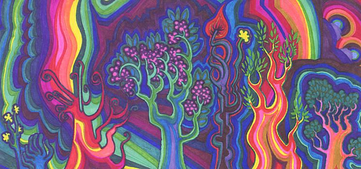 Living Forest by James Davidson