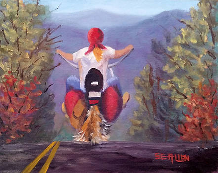 Living Free, NH by Sharon E Allen