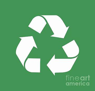 Tina Lavoie - Living Green, White Reduce, Reuse, Recycle, Repurpose