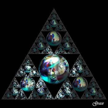 Living in a Bubble by Julie Grace