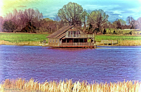 LIving on the Water by Bonnie Willis