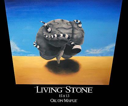 Living Stone by Nino  B