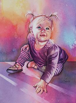 Livvie's Piggies by Judith Hallbeck Meyeraan
