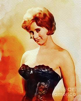John Springfield - Liz Fraser, Carry On Films Cast