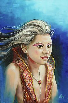 Liza Pendragon by David Bader