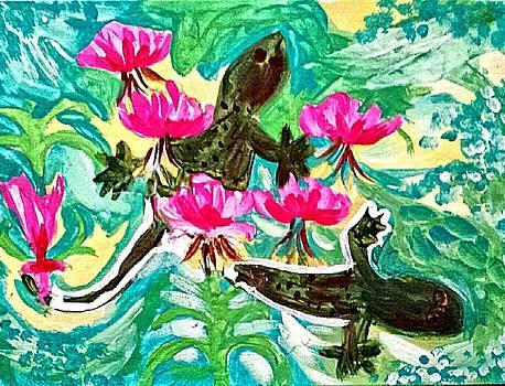 Nikki Dalton - Lizards