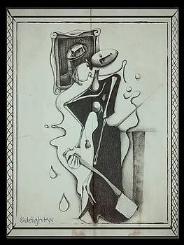 Lizzie Borden by Delight Worthyn