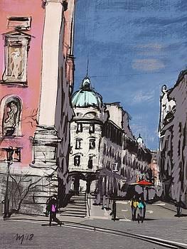 Ljubljana 04 by Ugljesa Janjic