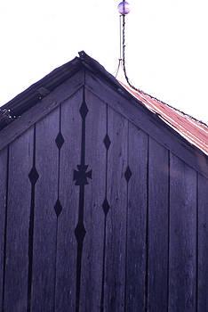 Lloyd Shanks Barn by Curtis J Neeley Jr