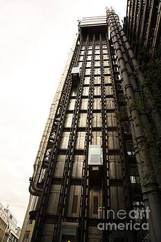 Lloyds of London Lift by Deborah Benbrook