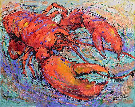 Lobster by Jyotika Shroff