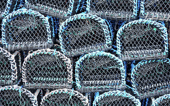Lobster Pots by Archaeo Images
