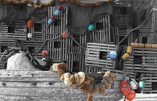 Bonnes Eyes Fine Art Photography - Lobster Traps