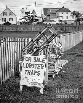 Edward Fielding - Lobster Traps for Sale