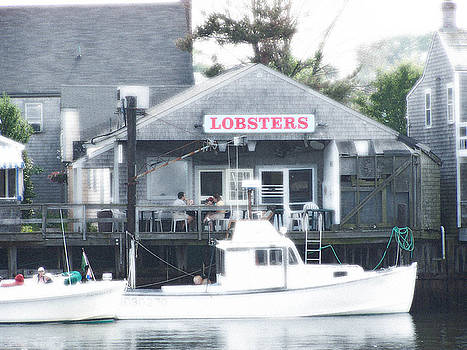 Lobsters by Mark Siciliano