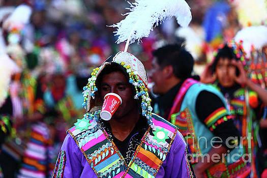 James Brunker - Local Costumes Worldwide Drinks