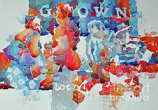 Locally Grown II by Roger Parent