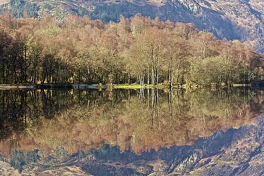 Loch Achray by Colette Panaioti