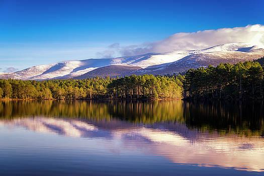 Loch an Eilean by Scott Masterton