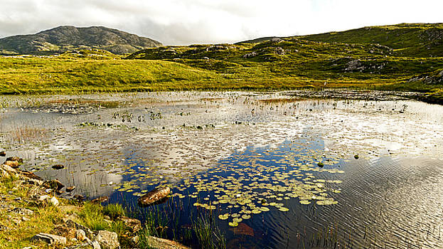 Loch Croistean by Archaeo Images