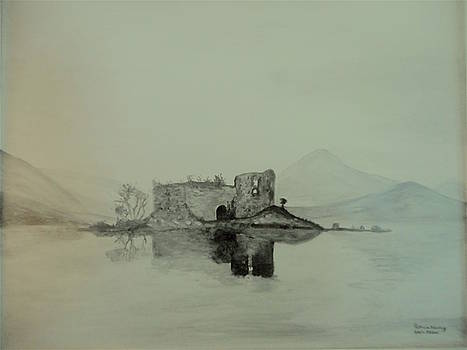 Loch Doon  by Patricia Hovey
