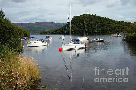 Bob Phillips - Loch Lomond Boats