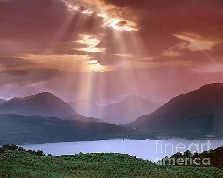Loch Lomond by Edmund Nagele