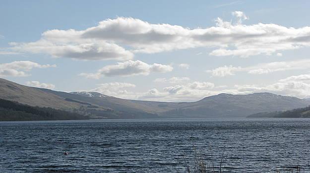 Loch Lomond by John Morris