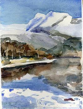 Loch Maree by Lelia Sorokina