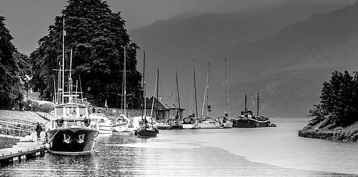 Loch Ness by Andrew Matwijec