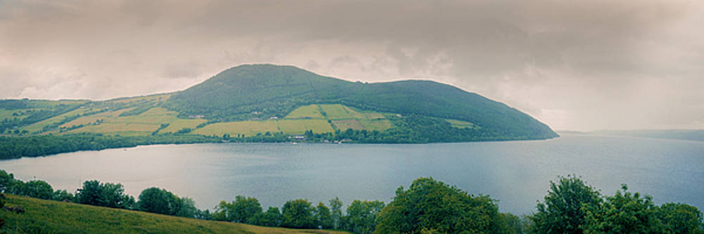 Loch Ness Landscape, by Ray Devlin