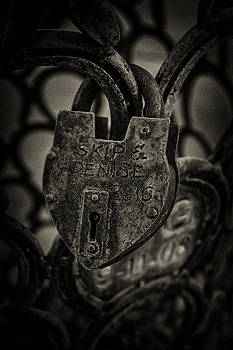 Lock by Roland Peachie