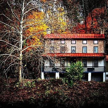 The Locktenders House by Sharon Halteman