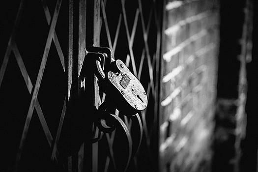 Locked Away by Doug Camara