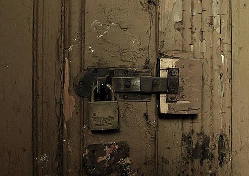 Lock by Bogdan Petrila