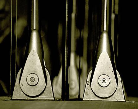 Locks by David Gilbert