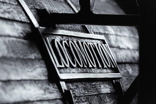 David Pringle - Locomotion