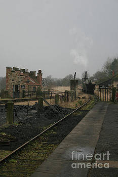 Locomotion No. 1 - Pockerley Waggonway - Beamish Museum by Doc Braham