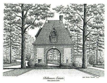Lee Pantas - Lodge Gate at Biltmore Estate