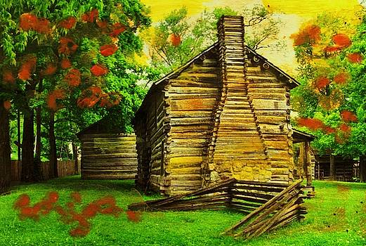 Anne-elizabeth Whiteway - Log Cabin Memories